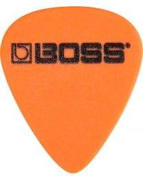 Boss 12-pack plectrums med/thin .60 mm