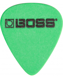 Boss 12-pack plectra med/heavy .88 mm
