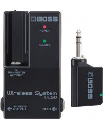 Boss WL-50 Wireless Systeem (ROLWL-50) - Huigens Music
