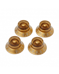 Gibson PRHK-020 Top Hat Knobs Gold