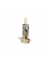 Gibson PSTS-020 Toggle Switch Straight Type Cream Cap
