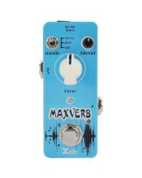 Xvive D1 Mini Pedal Maxverb Reverb (PPMXVIVED1) - Huigens Music