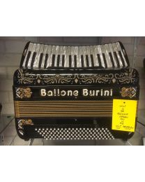 Accordeon Ballone Burini Model Vent 44