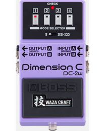 Boss DC-2W Dimension C Waza (ROLDC-2W) - Huigens Music