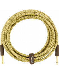 Fender DeLuxe 4,5m Instrument Cable TWD
