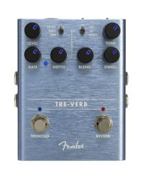 Fender Tre-Verb Digital Reverb/Tremolo Pedal