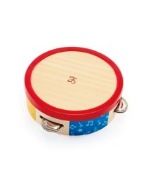 Hape Toy Tap-along Tambourine