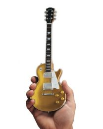 Miniature Gibson 1957 Les Paul Gold Top