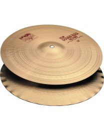 Paiste 2002 Hi-Hat Soundedge 14inch  (GEWPA872393) - Huigens Music
