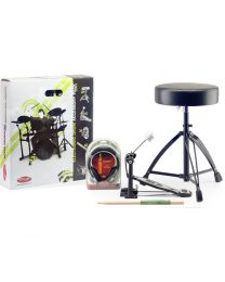 STAGG EDAP 3 Electronic drum accessory p