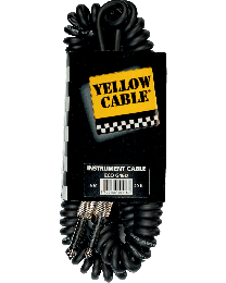 Yellow Cable G46T gitaarkabel jack/tel (ABMECOG46T) - Huigens Music