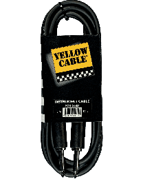 Yellow Cable G63D gitaarkabel jack/jack (ABMECOG63D) - Huigens Music