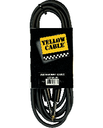 Yellow Cable GP63D gitaarkabel jack/jack (ABMECOGP63D) - Huigens Music