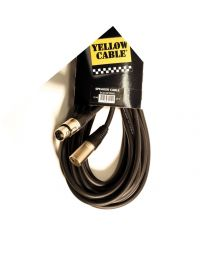 Yellow Cable HP10XX speakerkabel XLR/XLR (ABMECOHP10XX) - Huigens Music