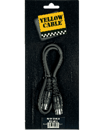 Yellow Cable MD05 midikabel 5pins (ABMECOMD05) - Huigens Music
