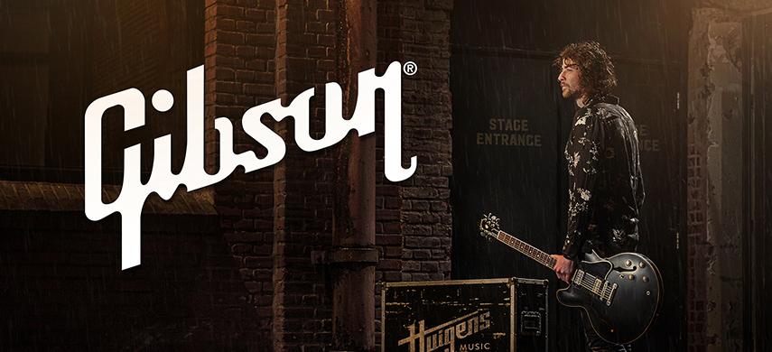 Gibson bij Huigens Music