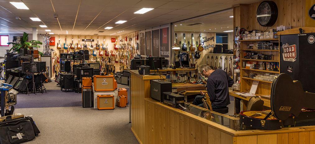 Instrument repareren Huigens
