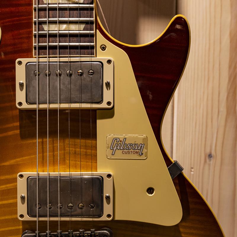 Gibson Custom bij Huigens Music