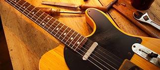 Reparatie van instrumenten bij Huigens Music Hengelo