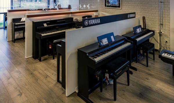 Piano afdeling Huigens Music