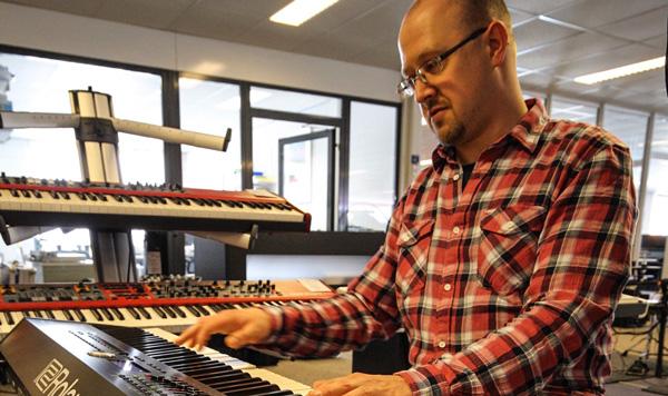 Productspecialisten bij Huigens Music
