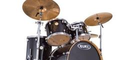 Akoestische drumstellen bij Huigens