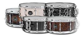 Snare Drums bij Huigens Music Hengelo