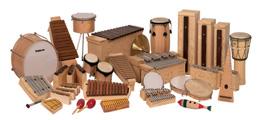 Percussie bij Huigens