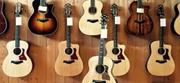Akoestische gitaren bij Huigens